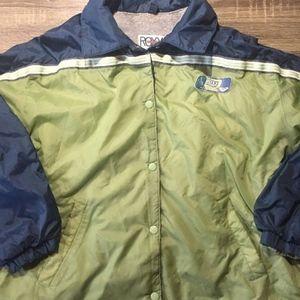 Womens Vintage Roxy Quicksilver Jacket Sz Medium